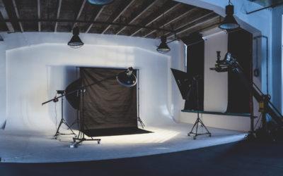 BLACKFISH STUDIO – wnętrza wielkiego studia filmowego