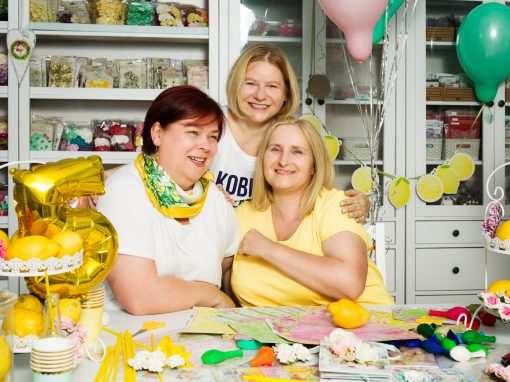 Urodzinowa sesja LemonCrafts