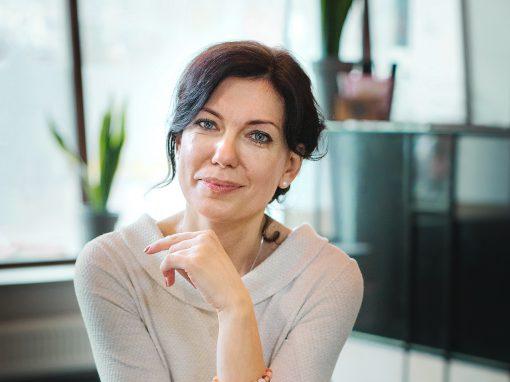 Agnieszka Piechocka – to tu